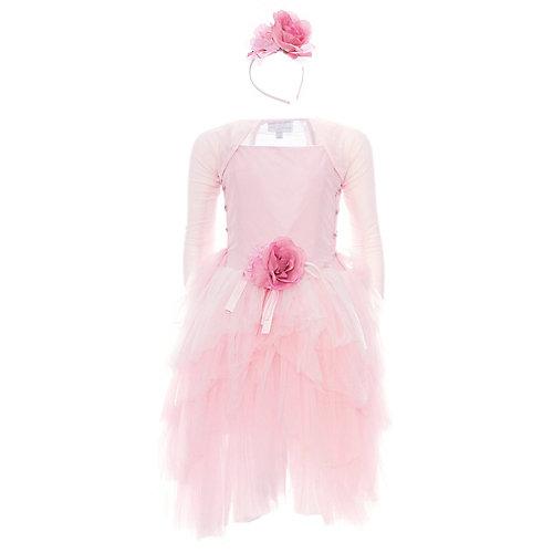 Нарядное платье Les Gamins - розовый от Les Gamins