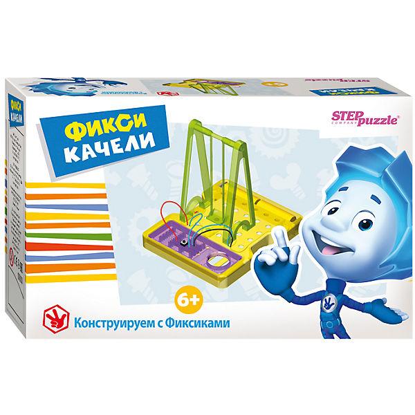 "Развивающая игра-конструктор Step Puzzle ""Фикси-качели"""