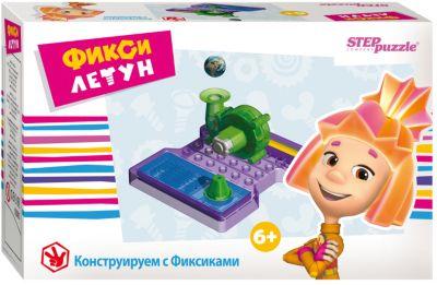 "Развивающая игра-конструктор Step Puzzle ""Фикси-летун"""