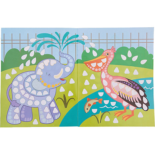 Собираю зоопарк: книга-картинка от Феникс-Премьер