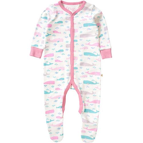 Baby Schlafanzug , Organic Cotton Gr. 56 Mädchen Baby | 05056049362307