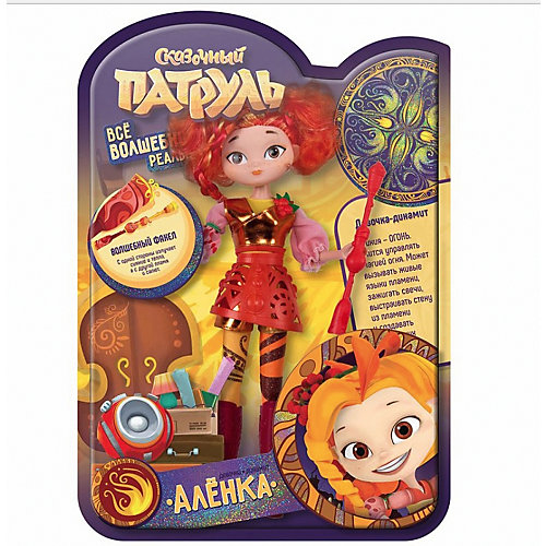"""Кукла Сказочный патруль """"Magic"""" Аленка, 28 см от Сказочный патруль"""