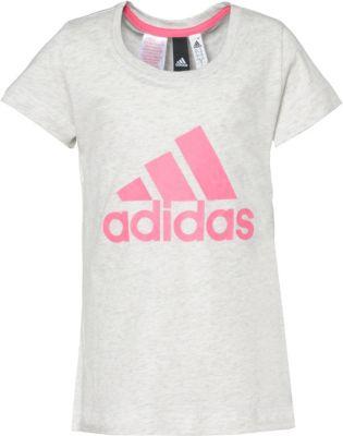 Essentials T Shirt für Mädchen, adidas Performance