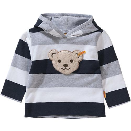 Steiff Baby Kapuzenpullover Gr. 98 Jungen Kleinkinder | 04056178730979