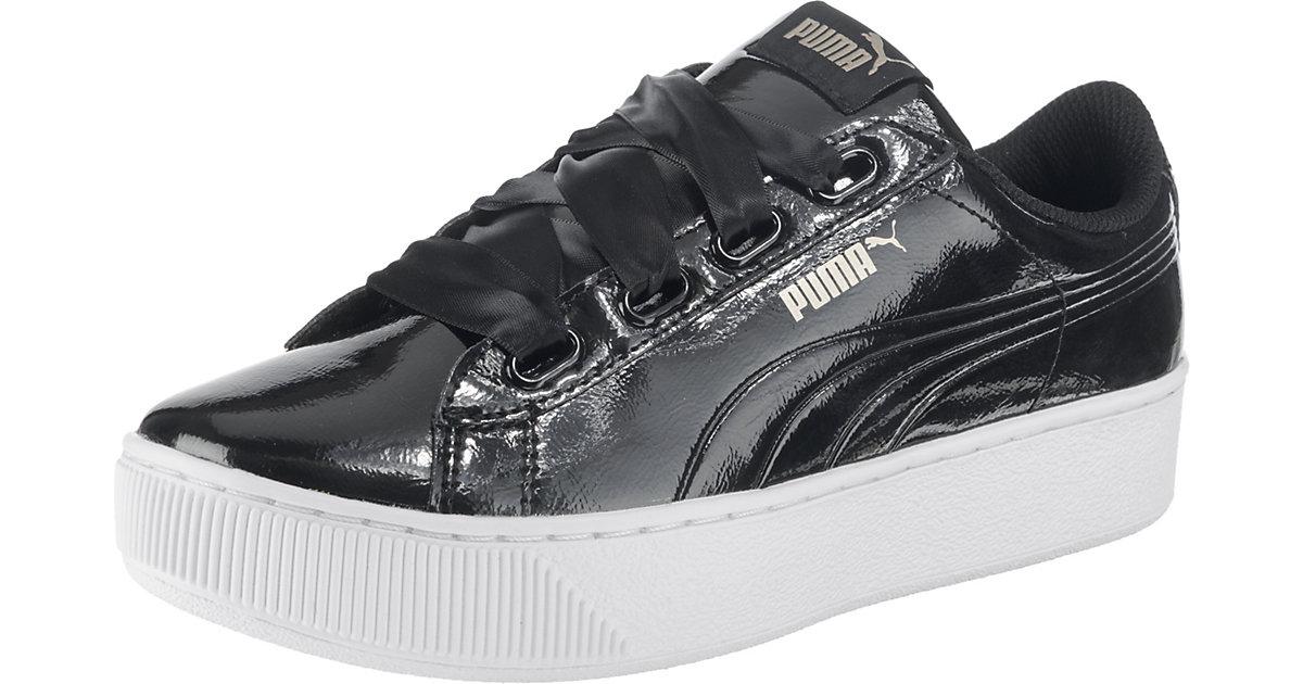 Vikky Platform Ribbon P Sneakers Low Gr. 39 Damen Kinder