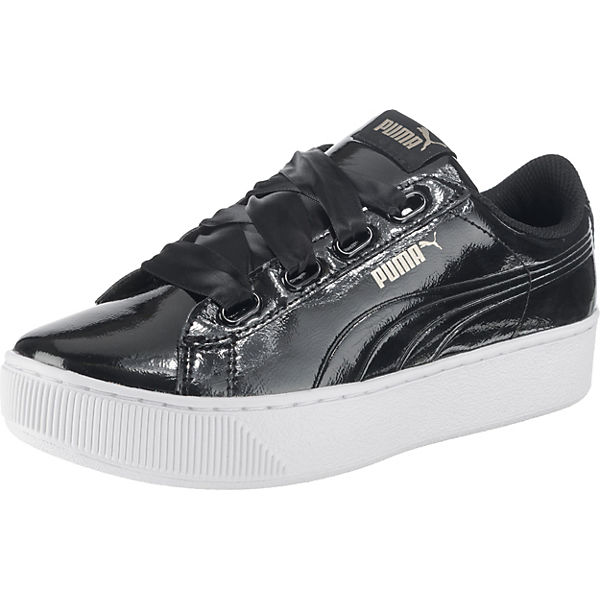377db1b73cc Vikky Platform Ribbon P Sneakers Low. PUMA