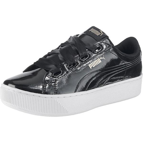 größte Auswahl 60% Freigabe elegant im Stil Vikky Platform Ribbon P Sneakers Low, PUMA