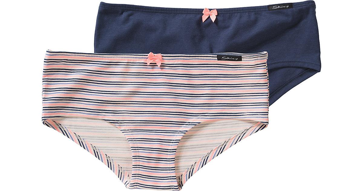 Skiny · Panties Doppelpack Gr. 164 Mädchen Kinder