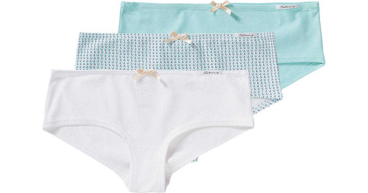 Skiny · Panties 3er-Pack Gr. 176 Mädchen Kinder