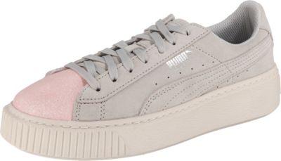 Sneakers Platform Glam für Mädchen, PUMA