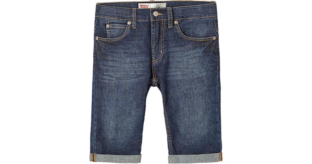 LEVI'S · Jeansshorts 511 Gr. 128 Jungen Kinder