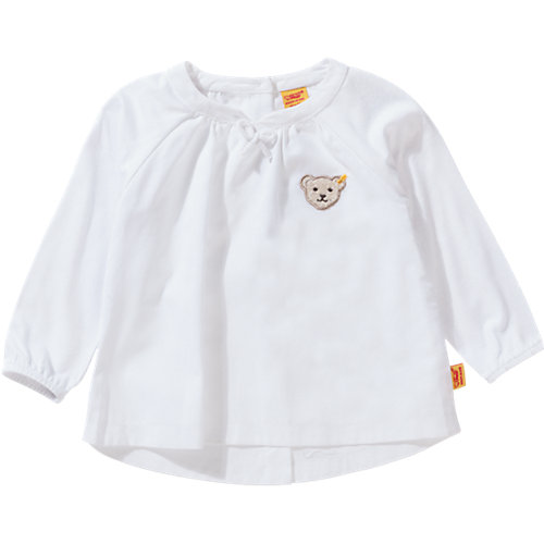 Steiff Baby Langarmbluse Gr. 104 Mädchen Kleinkinder | 04056178711510