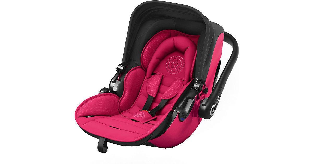Kiddy · Babyschale Evolution Pro 2, Berry Pink, 2018 Gr. 0-13 kg