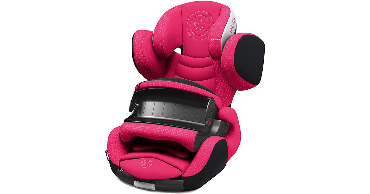 Kiddy · Auto-Kindersitz Phoenixfix 3, Berry Pink, 2018 Gr. 9-18 kg