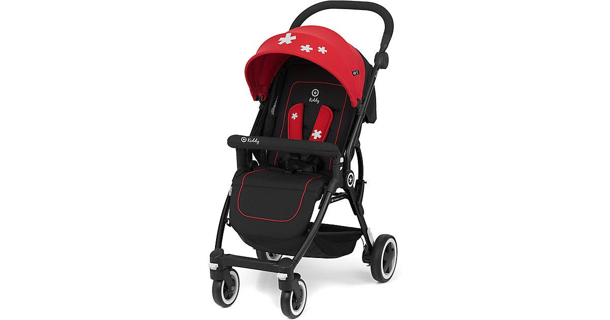 Kiddy · Sportwagen Urban Star 1, Chili Red, 2018