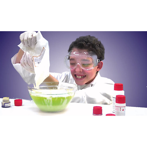 Science4you Набор опытов «Моя лаборатория: полимеры» от Science4You