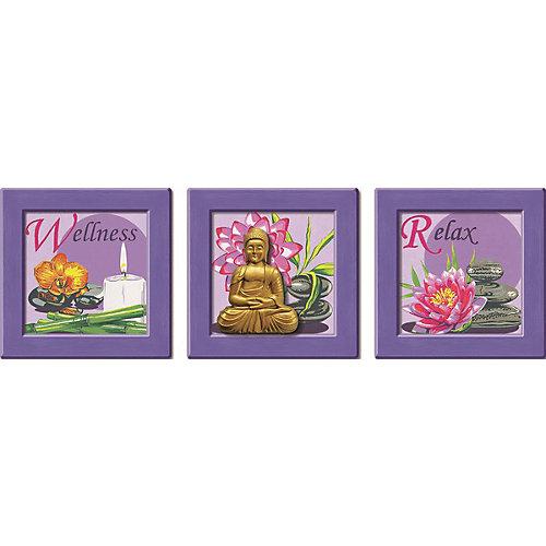 Раскрашивание по номерам «Будда» Размер картинки – 60*20 см от Ravensburger