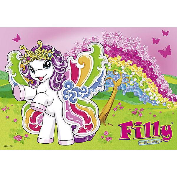 """Пазл 2 в 1 """"Филли. Принцесса Скарлет"""" 2*12 шт#"""
