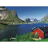 Пазл «Норвежский фьорд» 500 шт