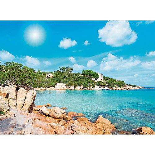 Пазл «Пляж в Сардинии» 500 шт от Ravensburger