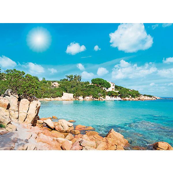 Пазл «Пляж в Сардинии» 500 шт