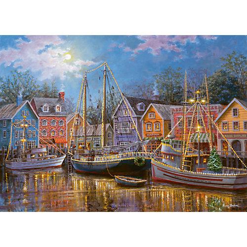 Пазл «Корабли в огнях» 500 шт от Ravensburger