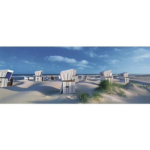 Пазл панорамный «Пляжные корзинки на Зюлте» 1000 шт от Ravensburger