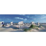 Пазл панорамный «Пляжные корзинки на Зюлте» 1000 шт