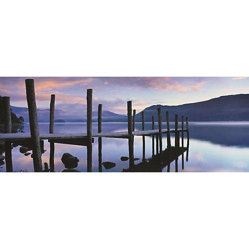 Пазл панорамный «Идиллия на озере» 1000 шт от Ravensburger