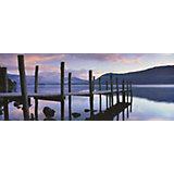 Пазл панорамный «Идиллия на озере» 1000 шт
