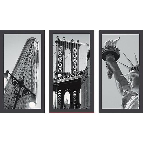 Пазл «Воспоминания о Нью-Йорке» 3х500 шт от Ravensburger