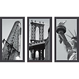 Пазл «Воспоминания о Нью-Йорке» 3х500 шт