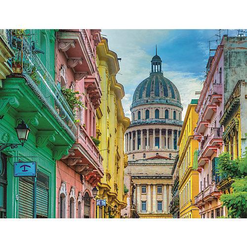 Пазл «Яркая Куба» 2000 шт от Ravensburger