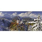 Пазл панорамный «Нойшванштайн» 2000 шт
