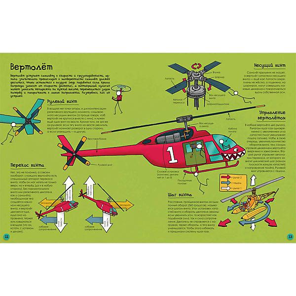 Как летательные аппараты устроены, Разберём и разберёмся