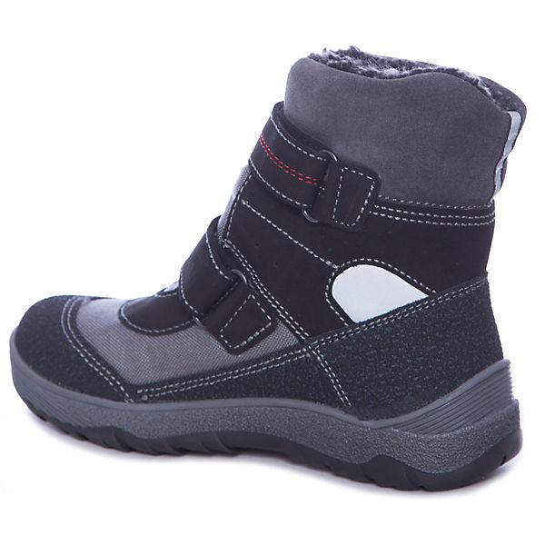 Утепленные ботинки Лель