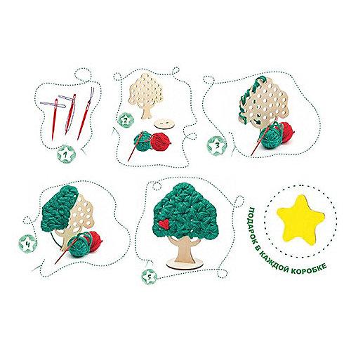 Набор для создания сувенира «Дерево» от Бумбарам