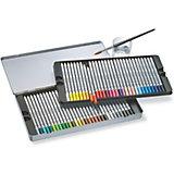 Карандаши цветные акварельные Karat Aquarell, 60 цветов, Staedtler