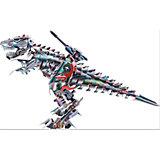"""3D Пазл Zilipoo """"Робот Тираннозавр"""", 171 элемент"""