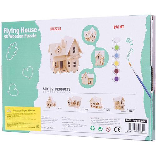 """Сборная модель Robotime """"Летающий дом"""" от Robotime"""