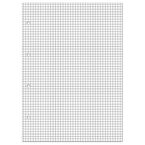 Сменные блоки для тетрадей на кольцах А5, 80л. от Альт