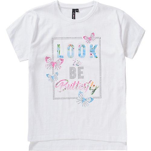 CMP T-Shirt Gr. 110 Mädchen Kleinkinder | 08055199420933