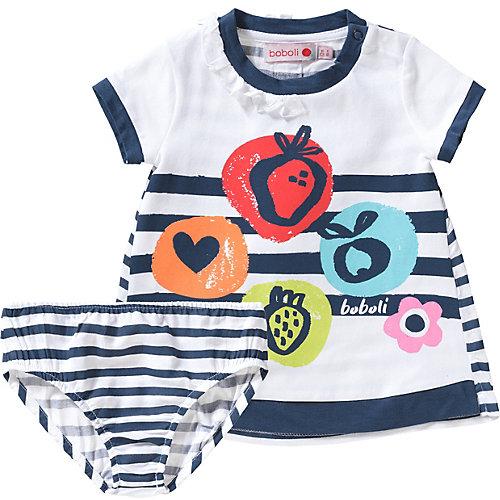 Baby Jerseykleid Gr. 80 Mädchen Baby | 08434484073984