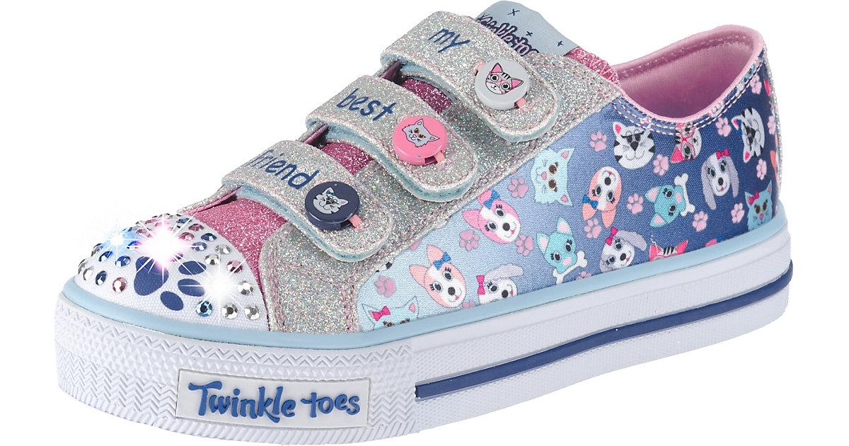Skechers · Kinder Schuhe Twinkle Toes Blinkies Gr. 31 Mädchen Kinder