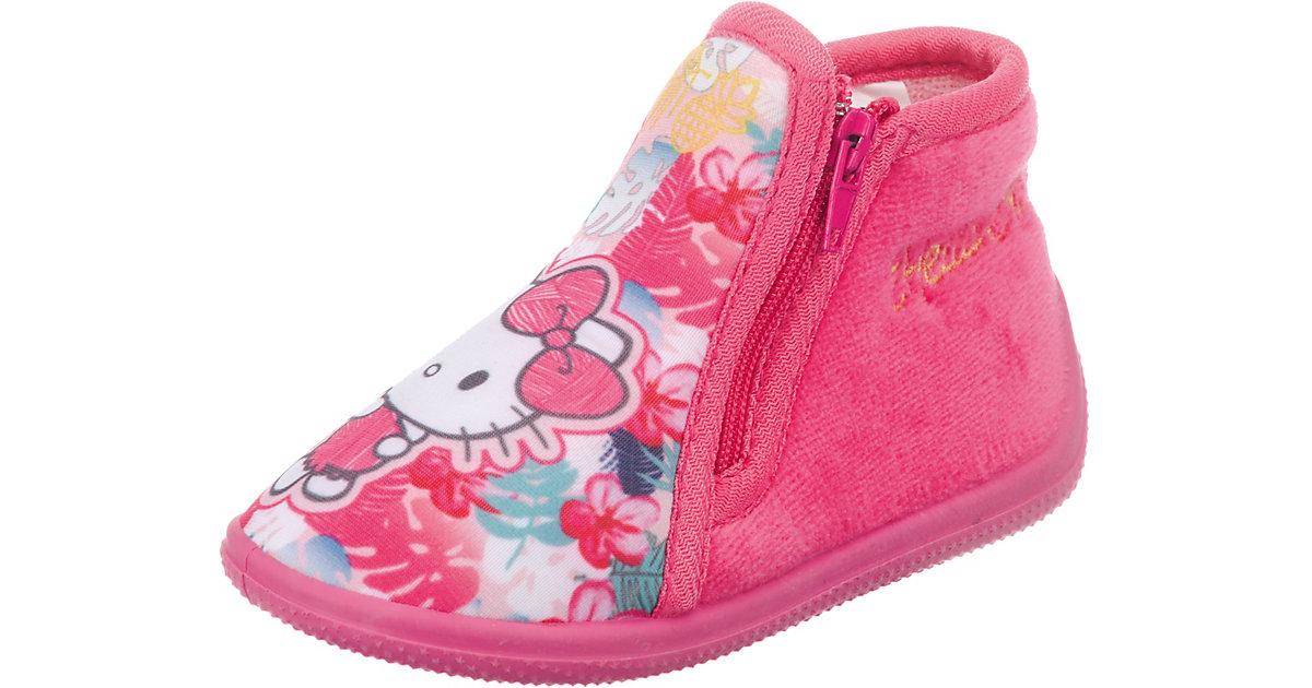 HELLO KITTY · Hello Kitty Baby Hausschuhe Gr. 27 Mädchen Kleinkinder