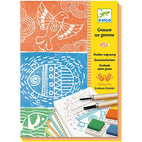 Набор для творчества Изготовления штампов, Djeco от DJECO