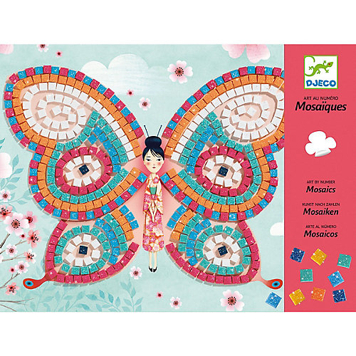 Мозаика Бабочки, Djeco от DJECO