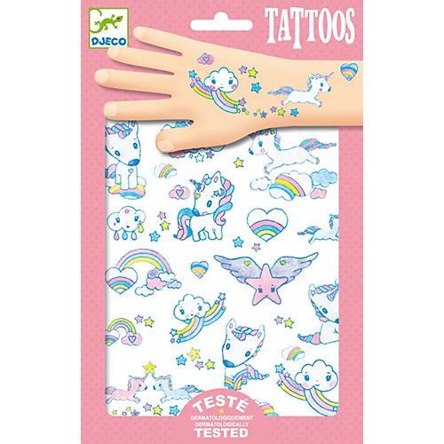 Татуировки Единорог, Djeco от DJECO