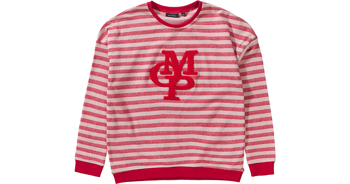 Marc O'Polo · Sweatshirt gestreift Gr. 158/164 Mädchen Kinder