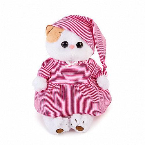 Мягкая игрушка Budi Basa Кошечка Ли-Ли в розовой пижамке, 24 см от Budi Basa